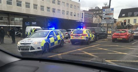 Chelmsford Police Station Closed Off After Suspicious