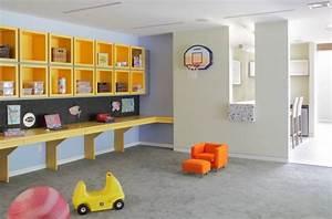 des idees de salle de jeux pour les garcons bricobistro With pour salle de jeux