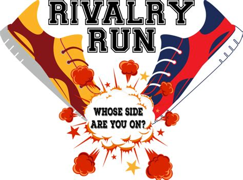 rivalry run barrett honors college