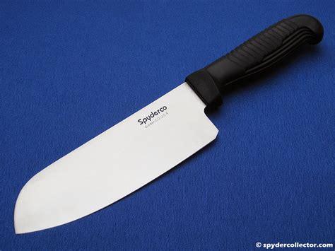 Spyderco Kitchen Knives - review k08 santoku spydercollector