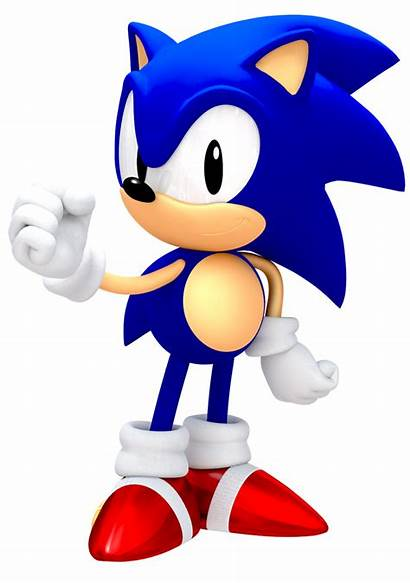 Sonic Classic Render Anniversary 25th Wallpapers Hedgehog