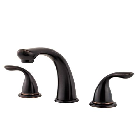 Pfister Tub Faucet by Pfister Pfirst Series 2 Handle Deck Mount Tub Faucet