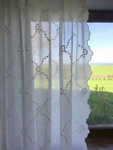 Befestigung Für Gardinen : befestigung mit schleifen schlaufen gardinen zauberhafter landhausstil ~ Sanjose-hotels-ca.com Haus und Dekorationen
