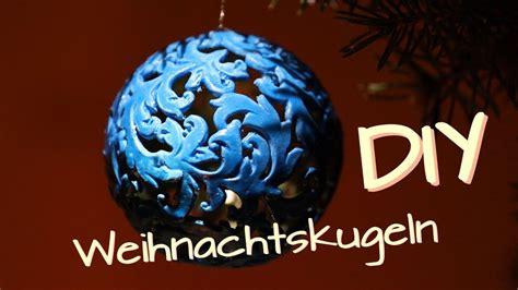 weihnachtskugeln selber machen weihnachtsdeko selber machen weihnachtskugeln how to make balls