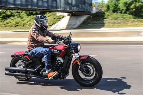 indian scout bobber review  fast facts