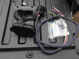 4  7 Pin Multi-tow Wiring Install