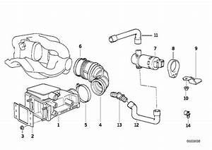 Bmw 318ti Exch Vol  Air Flow Sensor W Adapter Lead  System