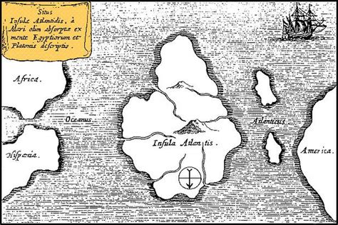 Lost City Of Atlantis Fact Fable