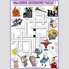 Halloween Esl Printable Vocabulary Worksheets