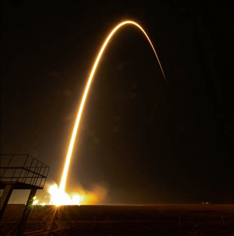 Expedition 39 Crew Launches To Iss Atop Soyuz-fg