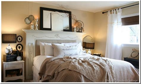 Cottage style master bedroom, beautiful master bedroom