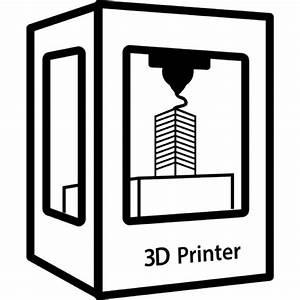 3d printer Icons | Free Download