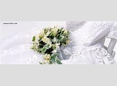 Wedding Dress Facebook Covers, Wedding Dress FB Covers