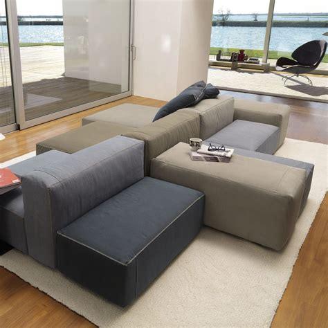 Contemporary Modular Sofas by Modular Sofa Leather Sectional Sofas Modular Sofa Leather