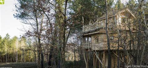 spot je cottage  persoons treehouse  le bois aux daims eigen center parcs