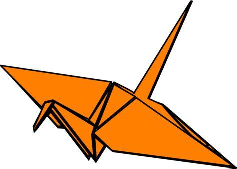 Paper Crane Clip Art At Clker.com