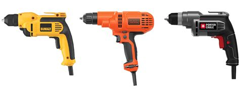 cheap corded drills  buying guide geekwrapped