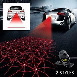 Laser Lights For Cars Universal Auto Rear End Alarm Fog