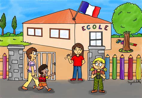 foto de Dessin La rentrée des classes Le blog de Mysticlolly