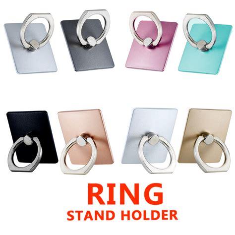 Finger Iring Stand Holder 360 universal 360 degrees finger ring metal grip stand holder