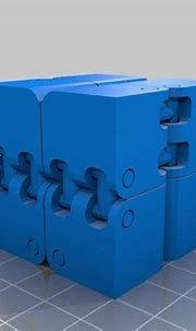 Kobayashi Fidget Cube by pkobayashi.   3d printing diy ...