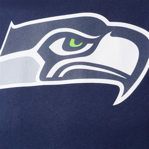 era  shirt seattle seahawks logo blau kaufen