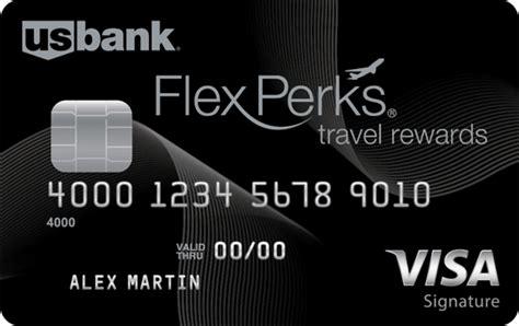 Travel insurance with the bank of america premium rewards card includes: U.S. Bank FlexPerks Travel Rewards Visa Signature Card - 2020 Expert Review | Credit Card Rewards
