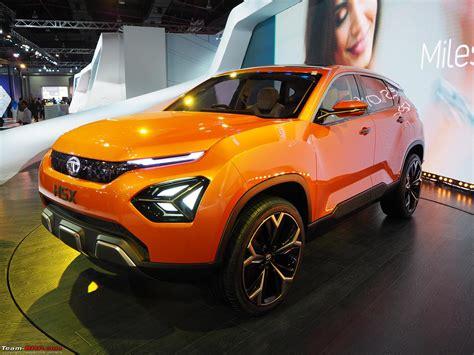 Tata H5x Concept @ Auto Expo 2018 Edit Named Tata