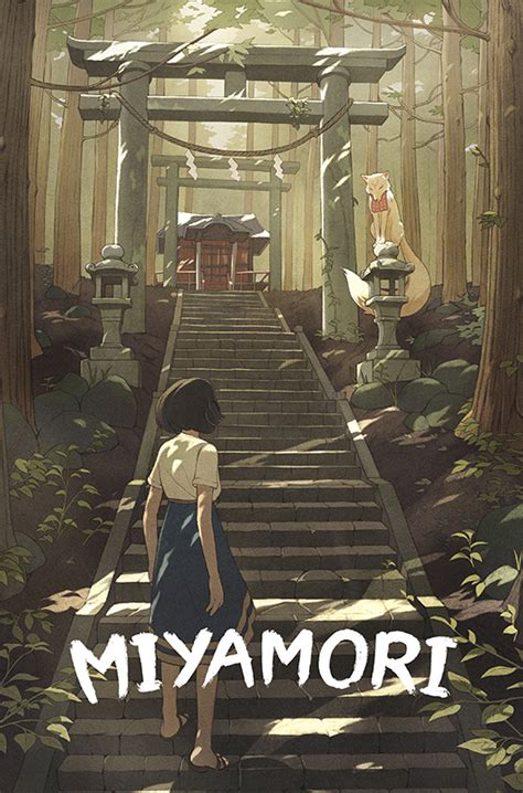 miyamori   beautiful  platformer inspired  japanese