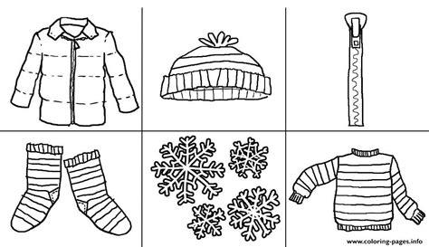 printables winter clothes sa coloring pages printable