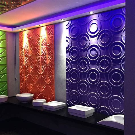 2019 latest 3d wall art with lights