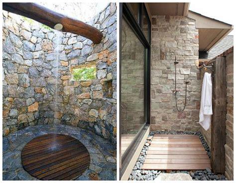 Outdoor Showers : Kerti Zuhany Ötletek