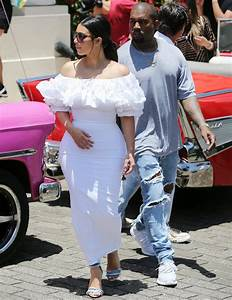 Kim Kardashian and Kanye West Explores Havana During Family Trip to Cuba | InStyle.com