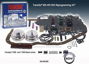 200 4r Transmission Wiring