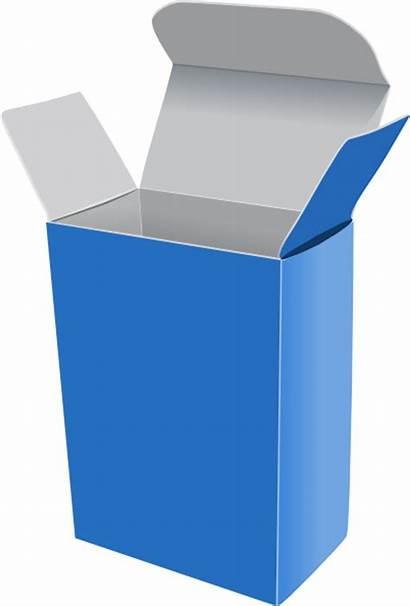 Box Clip Crayon Vector Clipart Open Svg