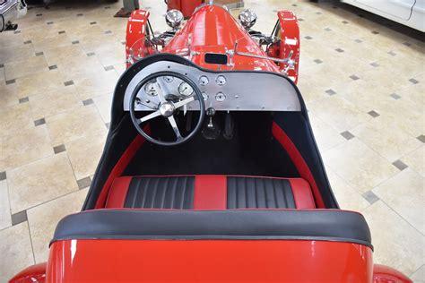 Log in to view results. 1928 Z Bugatti T35 Boattail Replica 350CI V8 PRIVATE COLLECTION 0 Red 350CI Aut