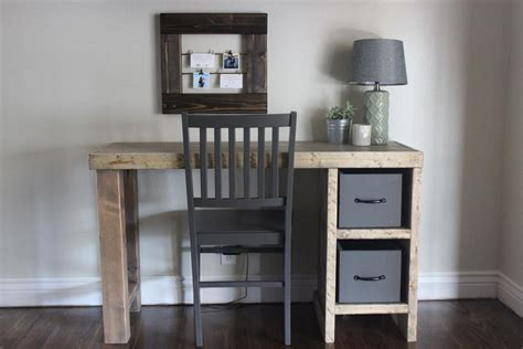 simple home office desk easy home office desk buildsomething com