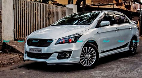 Suzuki Ciaz Modification by 10 Exciting Modified Maruti Suzuki Ciaz Sedans From Around