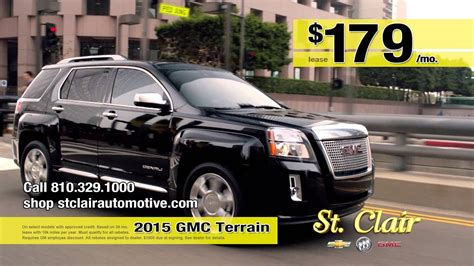 Chevrolet Black Friday by St Clair Chevrolet Buick Gmc Black Friday