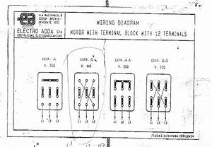 Weg Part Winding Start Wiring Diagram 12 Lead