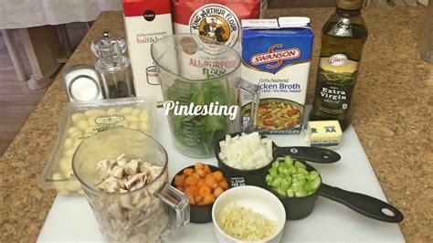 olive garden ingredients chicken gnocchi soup olive garden copycat