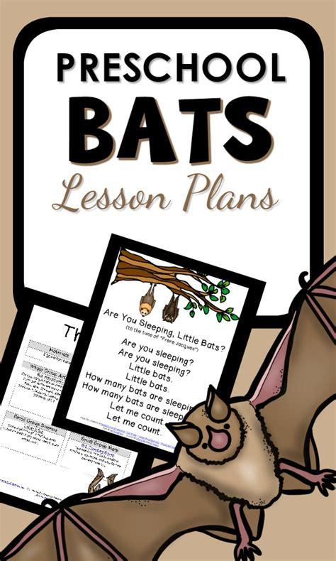 bat theme preschool classroom lesson plans preschool 843   PT Bats Lesson Plans Pin