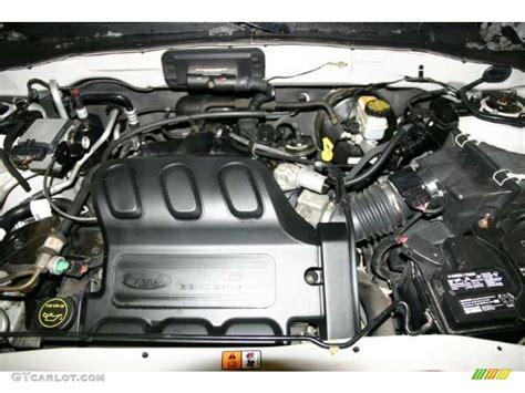 2003 Escape V6 Engine Diagram by 2004 Ford Escape Xls V6 3 0l Dohc 24 Valve V6 Engine Photo