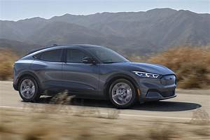 2021 Ford Mustang Mach-E (All Electric SUV) - Build, Price, Option