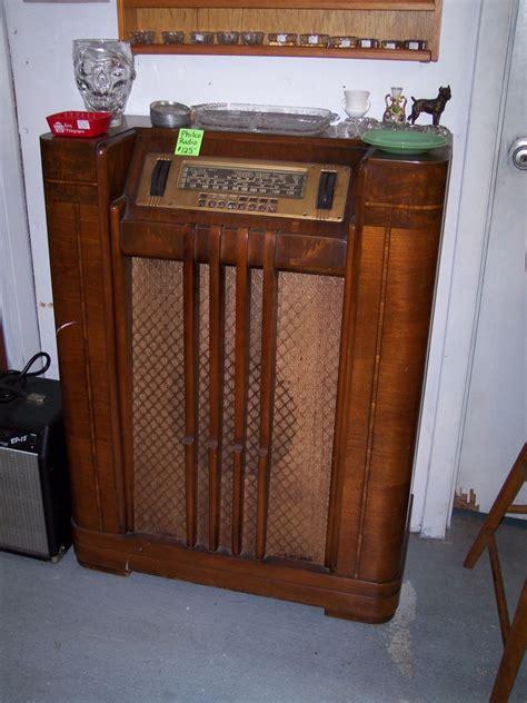 81 best console radios vintage on
