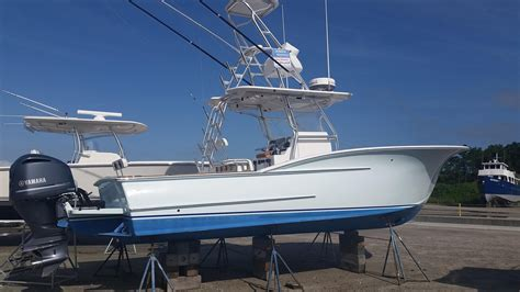 Center Console Boats For Sale Nc by 2012 Used Obx Center Console Fishing Boat For Sale