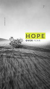 Hope over fear ... Hope Over Fear Quotes