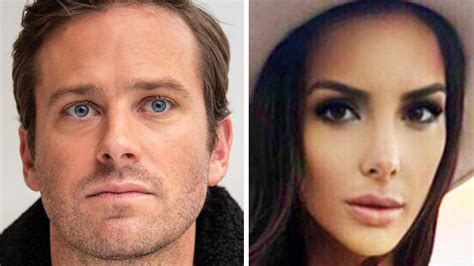 Armie Hammer's ex Courtney Vucekovich speaks out about star