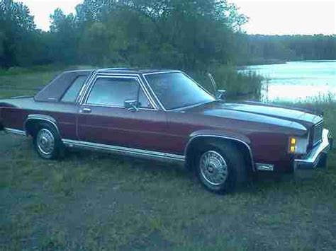 how do i learn about cars 1987 mercury topaz transmission control purchase used 1987 mercury grand marquis 1 owner car 86 000 miles rebuilt trans in scranton