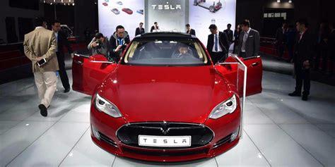 Tesla Veut Quintupler Sa Production De Voitures